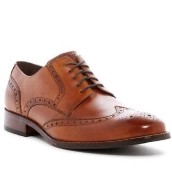 Cole Haan Other - Cole Haan Benton Leather Wingtip Derby II
